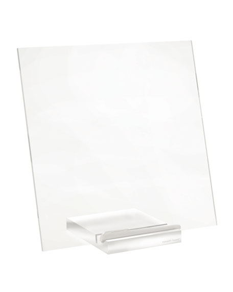 Image 1 of 2: Acrylic Memo Tablet