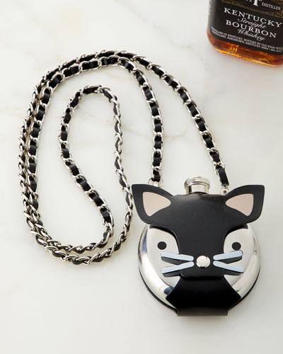 Wearable Cat Flask