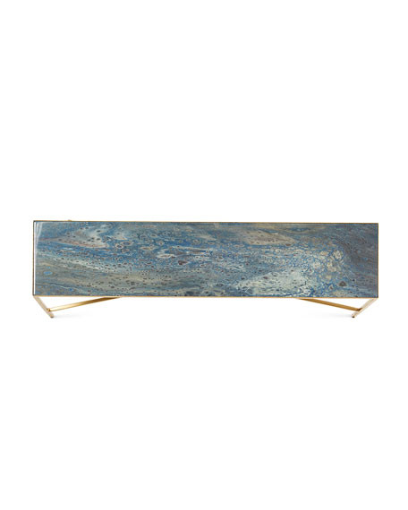 John-Richard Collection Pavo Console Table