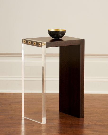 John-Richard Collection Clarity Martini Table