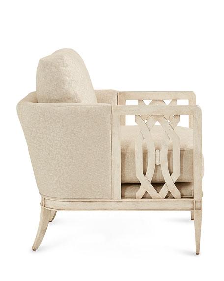 John-Richard Collection Lucio Club Chair