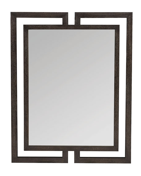 Bernhardt Decorage Rectangle Mirror and Matching Items &