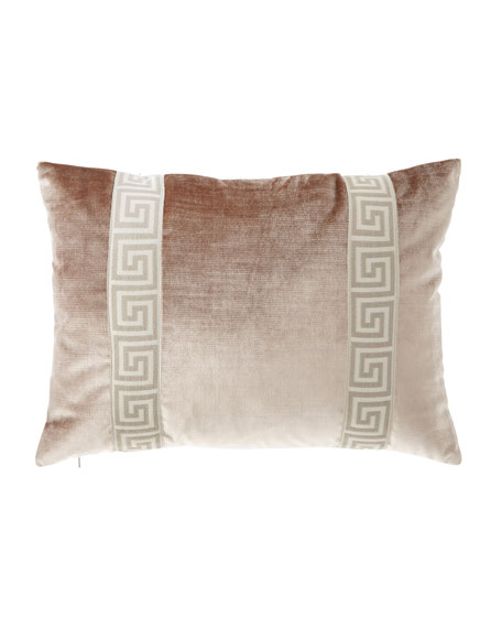 Eastern Accents Velda Otter Decorative Pillow