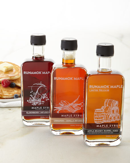 Runamok Maple Maple Syrup Selection