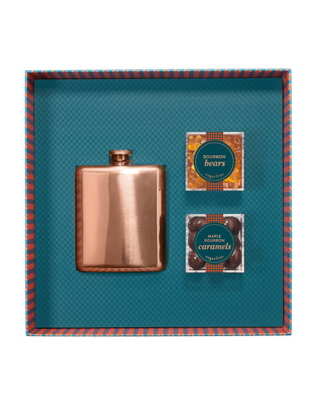Sugarfina Vice 2.0 Collection Flask Gift Set