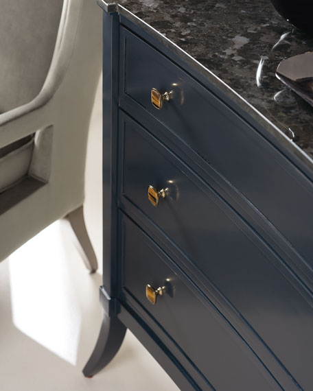 caracole Either Ore 3-Drawer Chest