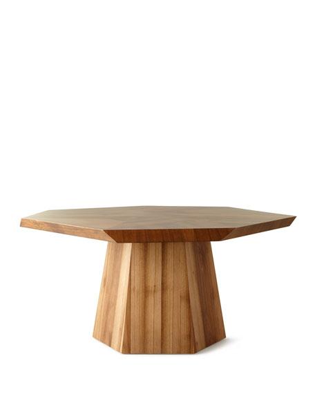 Phalen Yukas Wood Dining Table