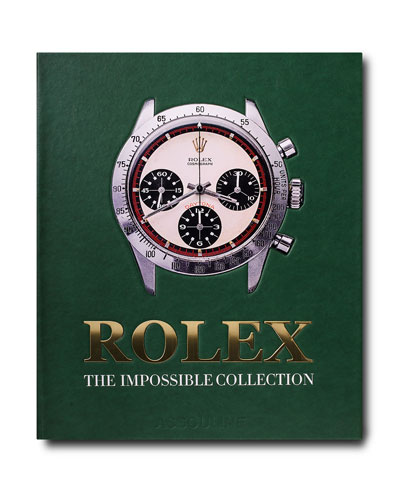 The Impossible Collection of Rolex  Book
