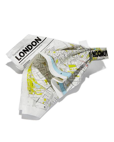 Palomar Crumpled City Map
