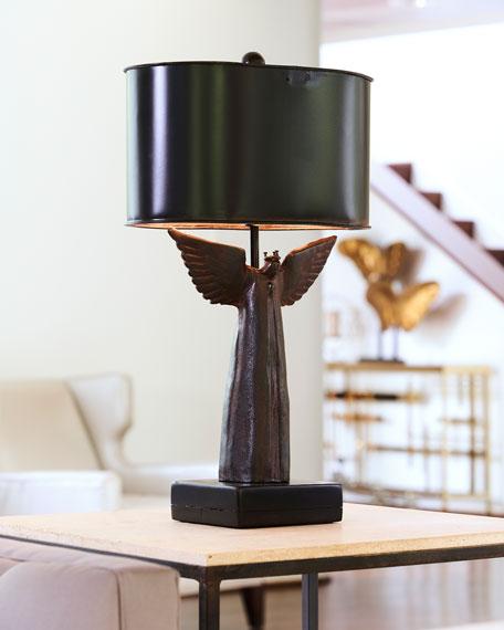 Jan Barboglio Angel d'Paz Lamp