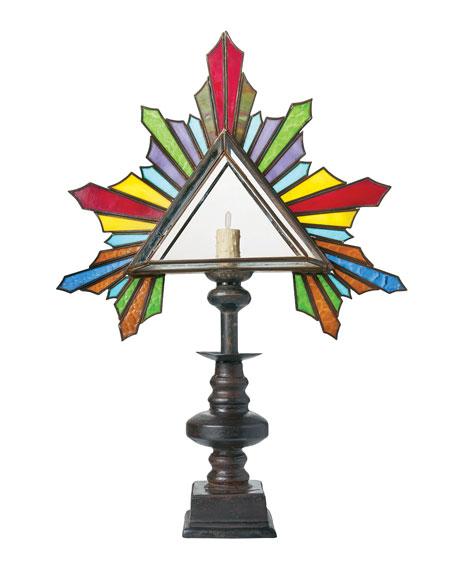 Jan Barboglio Ojo D'Rancho Vidrio Lamp