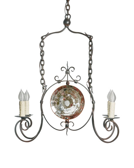 Jan Barboglio Moonshine Chandelier