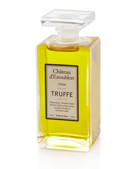 Chateau D'Estoublon Flacon Truffle Flavored Olive Oil