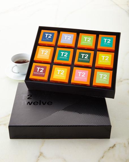 T2 Tea Twelve Faves Tea