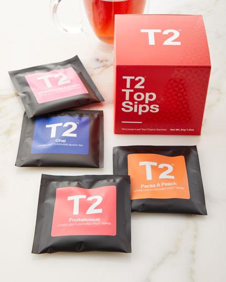 T2 Tea T2 Top Sips Tea Box
