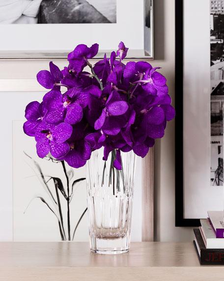 "Waterford Crystal Icon Vase, 12"""