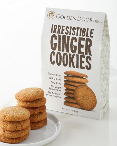 Golden Door Irresistible Ginger Cookies