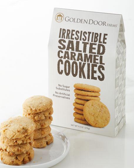 Golden Door Irresistible Salted Caramel Cookies