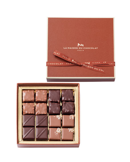 La Maison Du Chocolat 16-Piece Praline Box