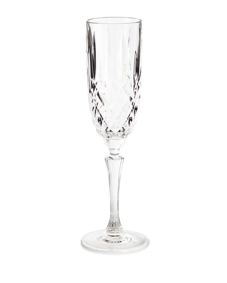 Marquis By Waterford Markham Champagne Flutes, Set of 4