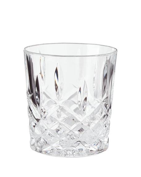 Marquis By Waterford Markham Double Old-Fashioned Glasses, Set of 4