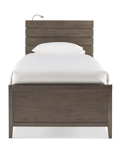 Charli Twin Bed with Reading Light