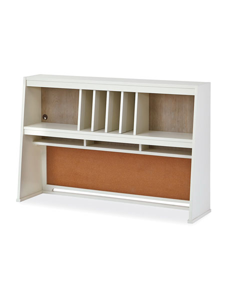 Morgan Desk Hutch