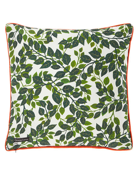Christian Lacroix Bayou Fantasy Pillow