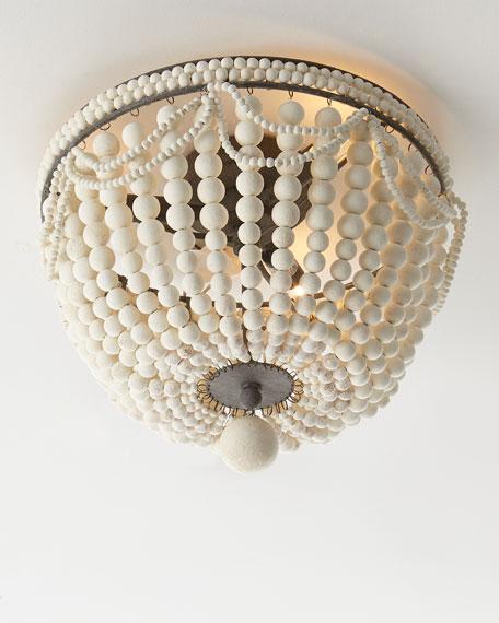 Regina Andrew Design Pearls Beaded Fixture