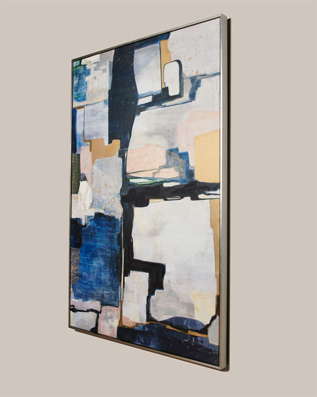 """Jill Pumpelly Fine Art """"New Places to See"""" Giclee Canvas Art by Jill Pumpelly"""