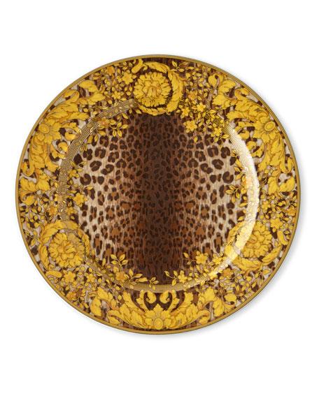 Versace 2002 Wild Floralia Dessert Plate