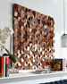 The Phillips Collection Wood Blocks Wall Panel Decor