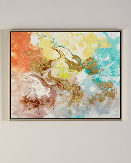 """Spot of Color"" Fine Art Giclee"