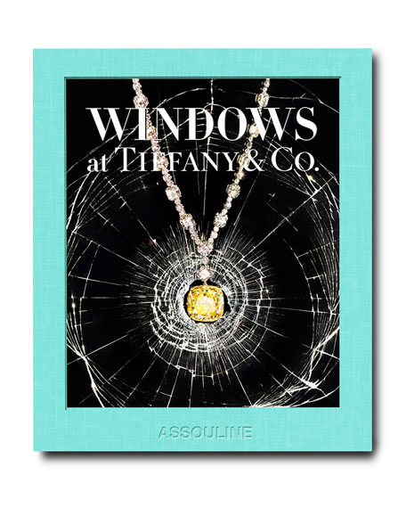 Assouline Publishing Windows at Tiffany & Co. Book