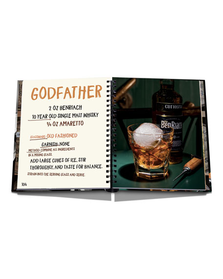 Assouline Publishing Whiskey Cocktails  Book