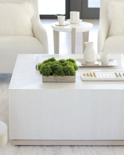 Axiom Square Coffee Table, 40