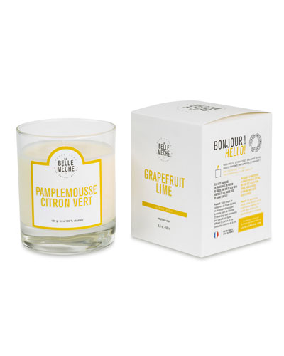 Grapefruit and Lime Scented Candle  190 g