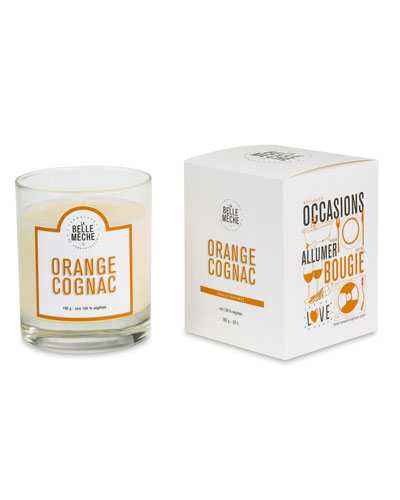Orange Cognac Scented Candle  190 g