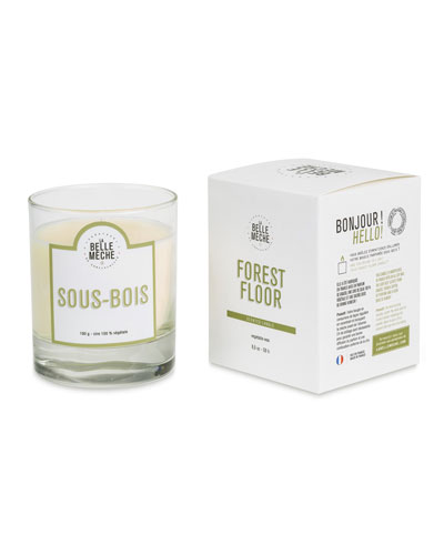 Forest Floor Scented Candle  190 g