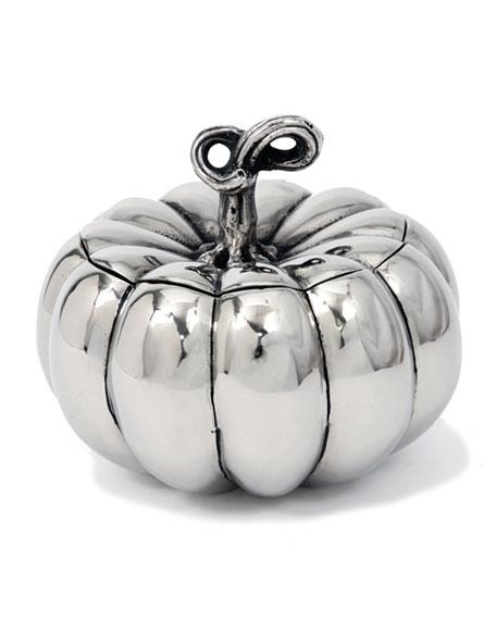 Star Home Designs Lidded Pumpkin