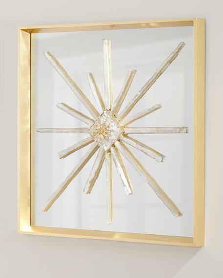 John-Richard Collection Star Crossed Diamond Wall Decor