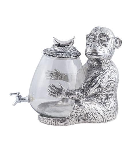Star Home Designs Monkey Beverage Dispenser
