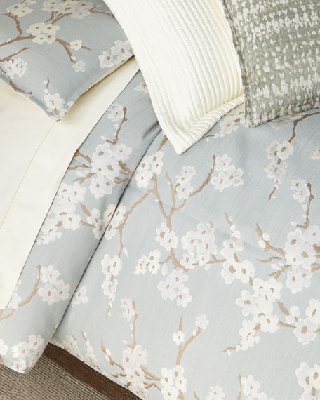 Isabella Collection by Kathy Fielder Blossom King Duvet