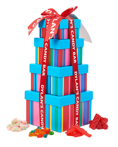 Sweet Treat Gummy Candy Tower
