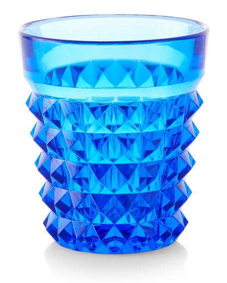 Mario Luca Giusti Palazzo Acrylic Tumbler, Blue