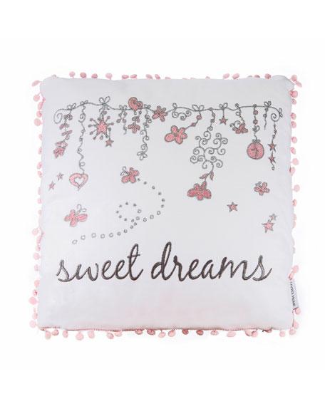 Levtex Margaux Sweet Dreams Pillow