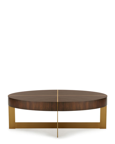 John-Richard Collection Oxford Cocktail Table