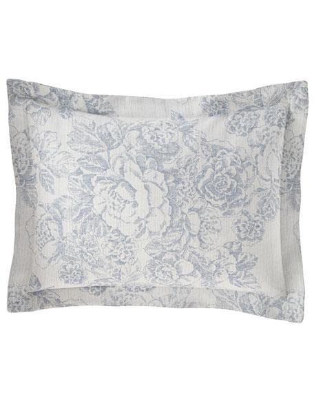 Ann Gish Roses Queen Duvet Set