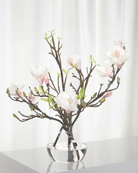 NDI Magnolia Pink Floral Arrangement