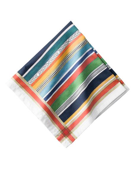 Juliska Basque Multi-Stripe Napkin